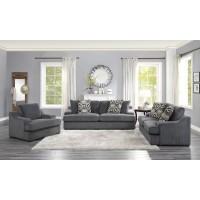 Orofino Collection Sofa and Loveseat