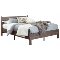 Calverson - Full Panel Platform Bed