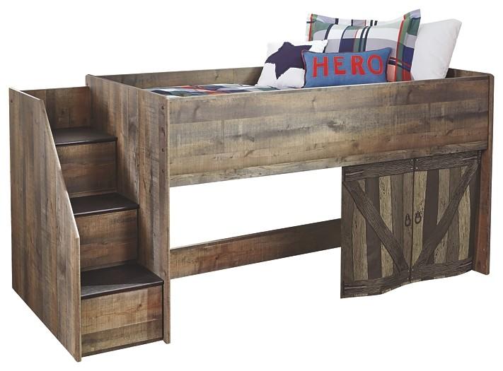 Trinell - Twin Loft Bed