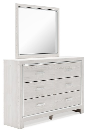 Altyra - Dresser and Mirror