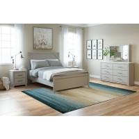 Cottonburg - Dresser and Mirror