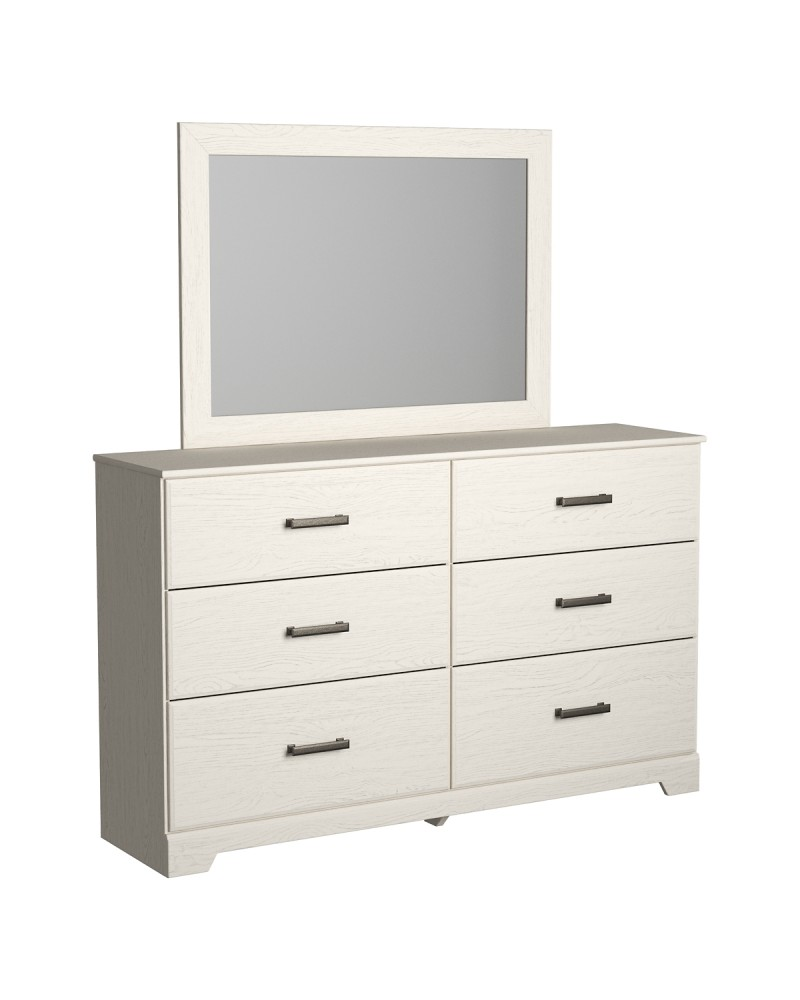 American Signature Furniture Athens Ga: Stelsie - Dresser And Mirror