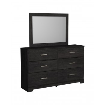 Belachime - Dresser and Mirror