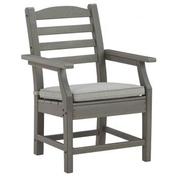 Visola - Arm Chair With Cushion (2/CN)