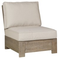 Silo Point - Armless Chair w/ Cushion