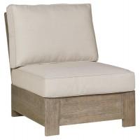 Silo Point - Armless Chair w/ Cushion