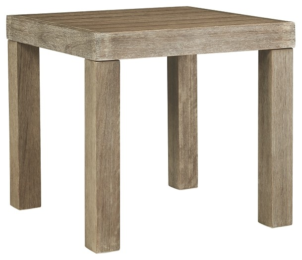 Silo Point - Square End Table