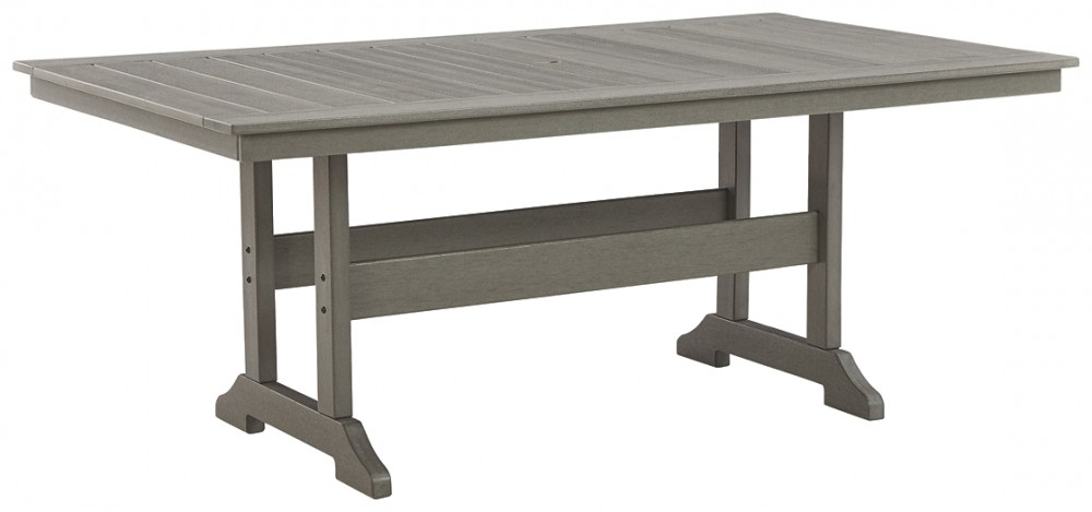 Visola - RECT Dining Table w/UMB OPT