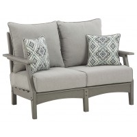 Visola - Loveseat w/Cushion