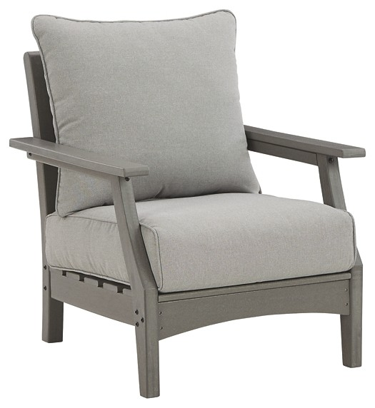 Visola - Lounge Chair w/Cushion (2/CN)