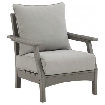 Visola - Lounge Chair w/Cushion (2/CN)