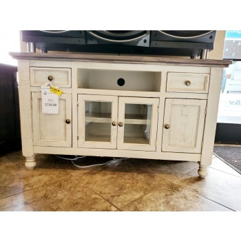 IFD Stone 60 inch TV Stand