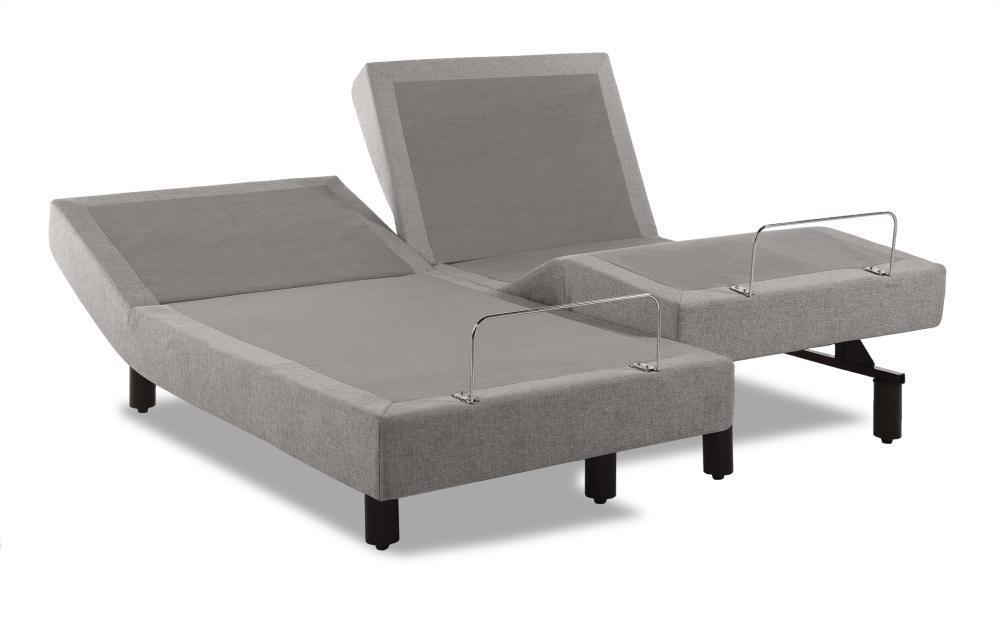 TEMPUR-Ergo Collection - Ergo Premier Adjustable Base - Split Cal King