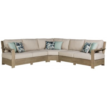 Silo Point - 3-Piece Outdoor Sectional
