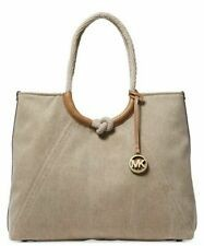 Michael Kors Isla Large Canvas Tote Bag