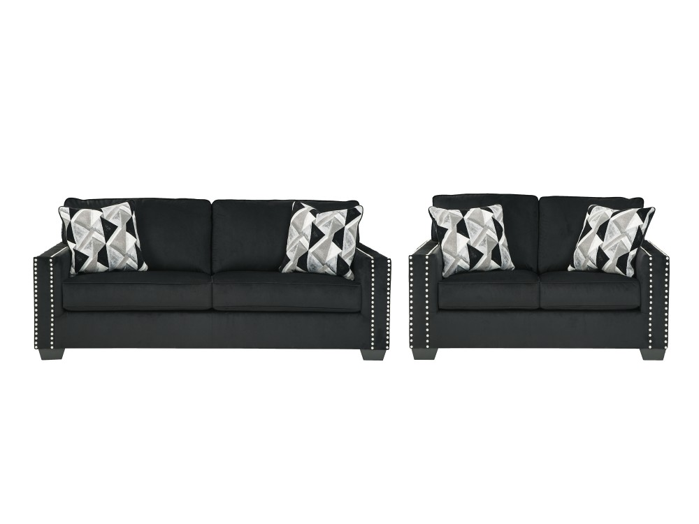 Gleston - Sofa and Loveseat
