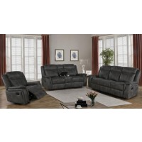 Lawrence - MOTION LOVESEAT W/ CONSOLE