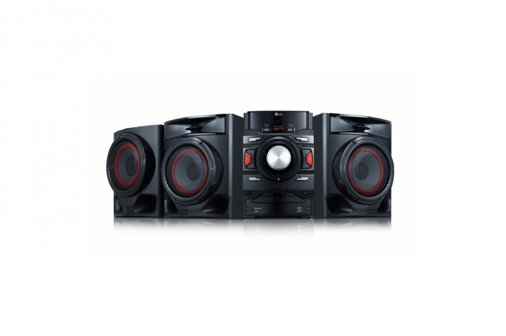 LG XBOOM 700W Mini Shelf System with Subwoofer and Bluetooth®