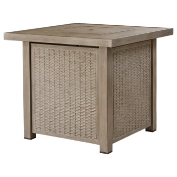 Lyle - Square Fire Pit Table