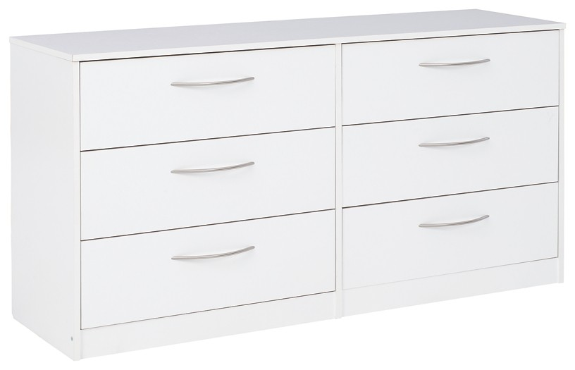Finch - Six Drawer Dresser