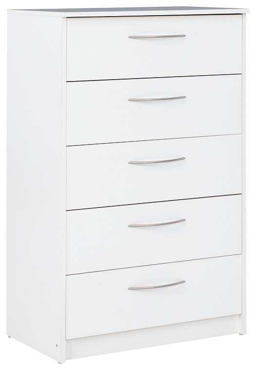 Finch - Five Drawer Chest