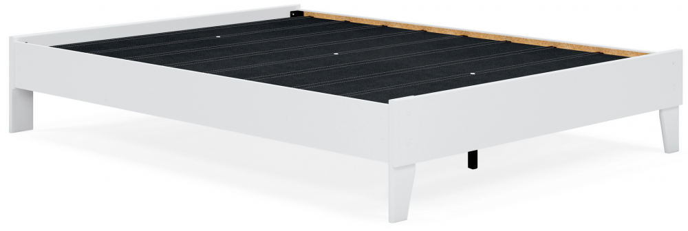 Flannia - Queen Platform Bed
