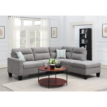 Brody Gray Sectional