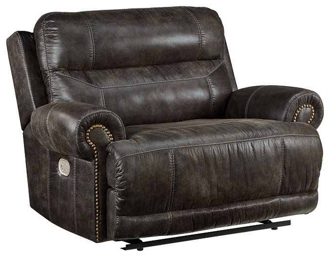Grearview - Wide Seat Power Recliner