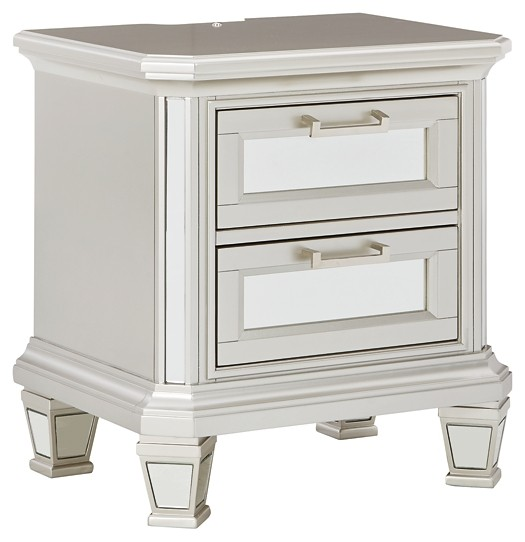Lindenfield - Two Drawer Night Stand
