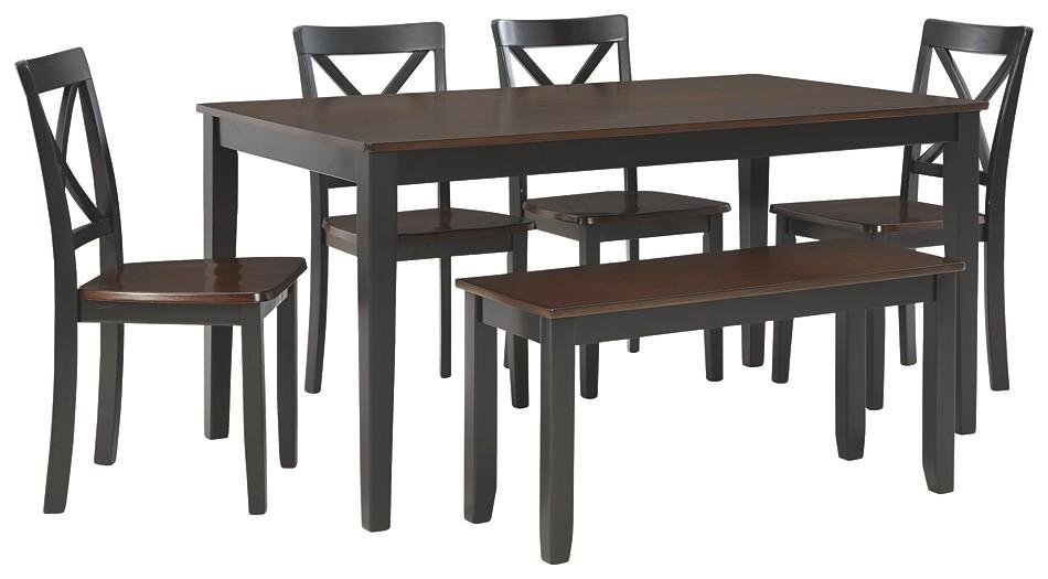 Larsondale - Dining Room Table Set (6/CN)