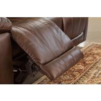 Edmar - PWR REC Sofa with ADJ Headrest