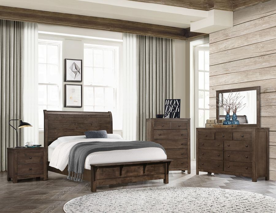 Ashton Hills 4PC Bedroom
