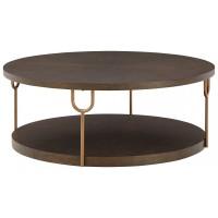 Brazburn - Round Cocktail Table