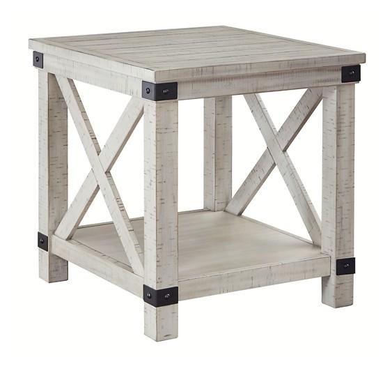 Carynhurst - Rectangular End Table