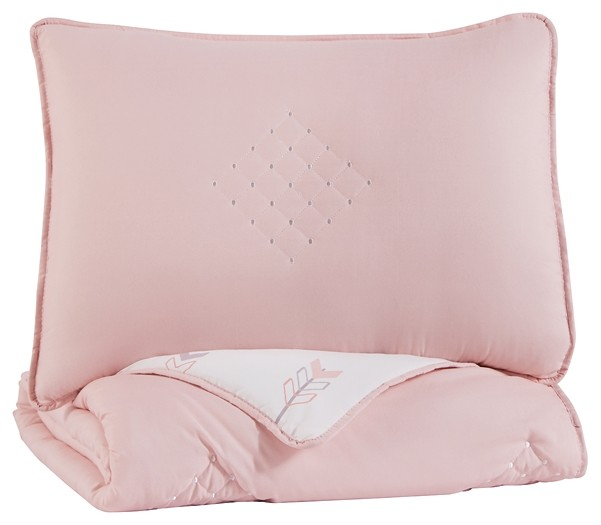 Lexann - Twin Comforter Set