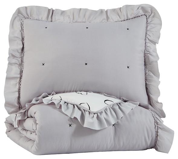 Hartlen - Twin Comforter Set