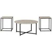 Lazabon - Occasional Table Set (3/CN)