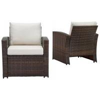 East Brook - Lounge Chair w/Cushion (2/CN)
