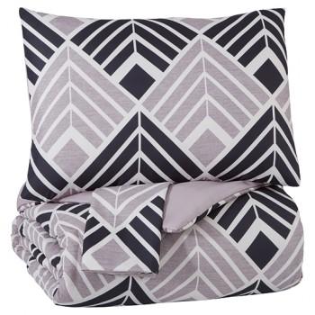 Ellowyn - King Comforter Set