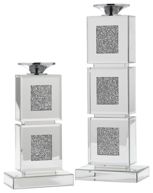 Charline - Candle Holder Set (2/CN)