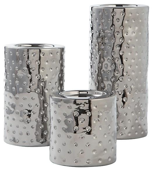 Marisa - Candle Holder Set (3/CN)