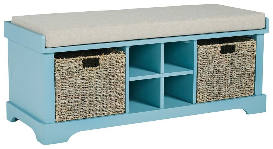 Dowdy - Storage Bench