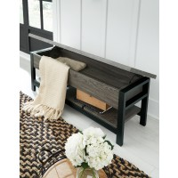 Rhyson - Storage Bench