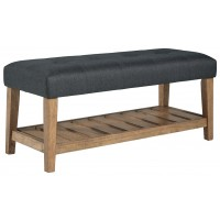 Cabellero - Upholstered Accent Bench