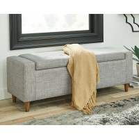 Winler - Upholstered Accent Bench