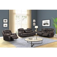Roswell Reclining Sofa and Love