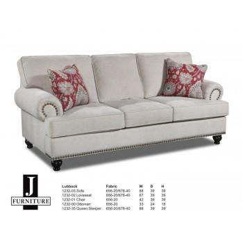 Lubbock Sofa and Loveseat