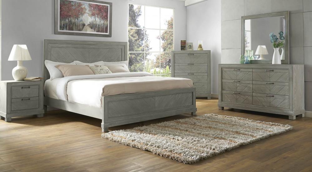 Montana 6 Piece King Bedroom Set