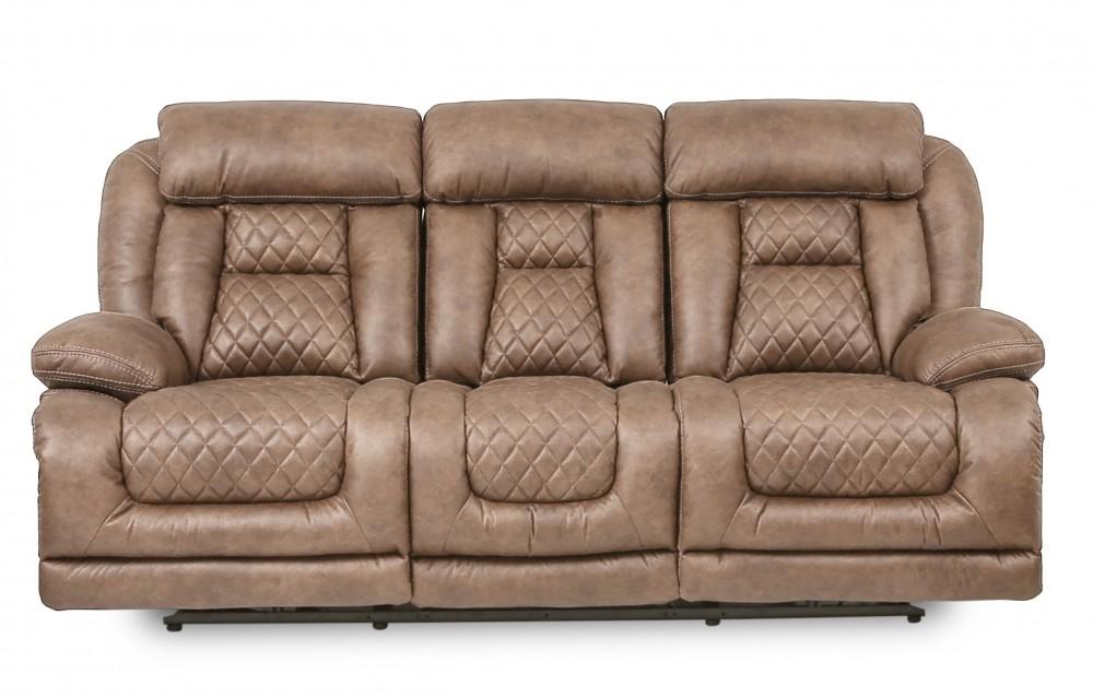 5857 Whiskey Power Reclining Sofa