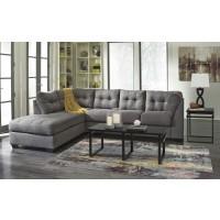 8-Piece Livingroom w/ Left Facing Chaise